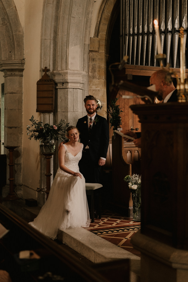 Ella & Ludo's creative DIY wedding at Firle Place, with Emily Black Photography (18)