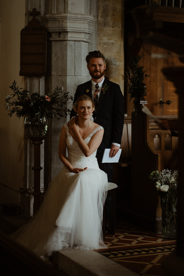Ella & Ludo's creative DIY wedding at Firle Place, with Emily Black Photography (21)