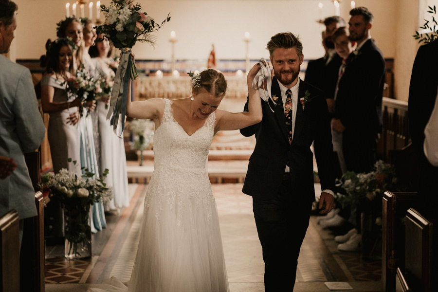 Ella & Ludo's creative DIY wedding at Firle Place, with Emily Black Photography (22)