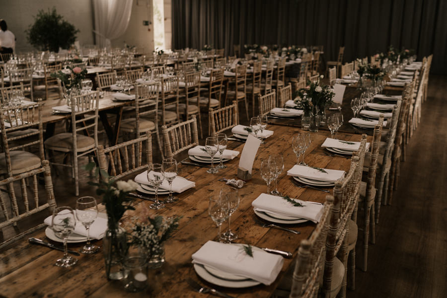 Ella & Ludo's creative DIY wedding at Firle Place, with Emily Black Photography (32)