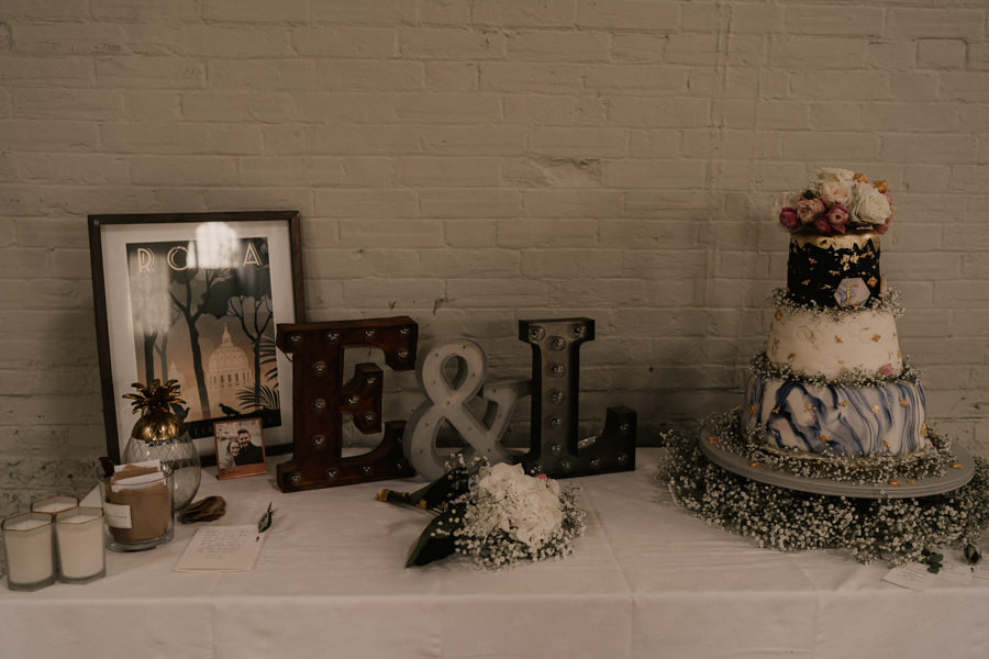 Ella & Ludo's creative DIY wedding at Firle Place, with Emily Black Photography (34)