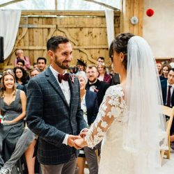 Why millennial couples wanting a traditional wedding ceremony are turning to Wedding Celebrants