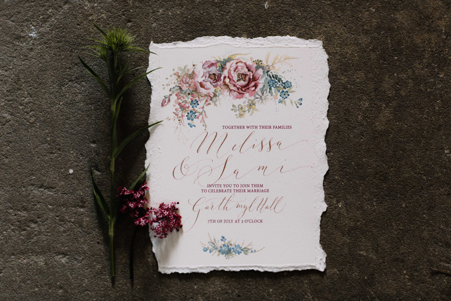 Calligraphy for weddings by Claire Gould, By Moon and Tide Calligraphy UK (6)