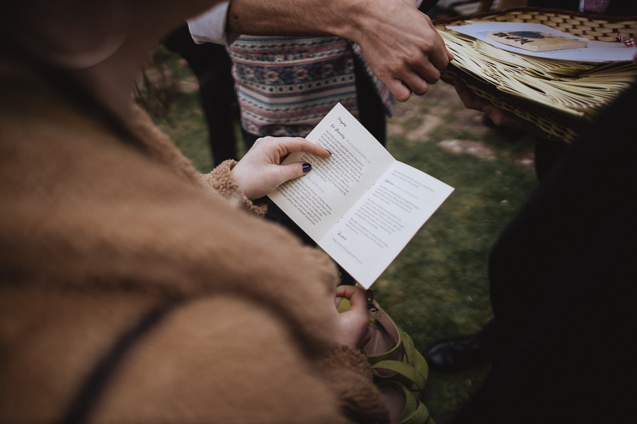 Nat & Oli's wild hilltop wedding with Fox and Bear Photography (17)