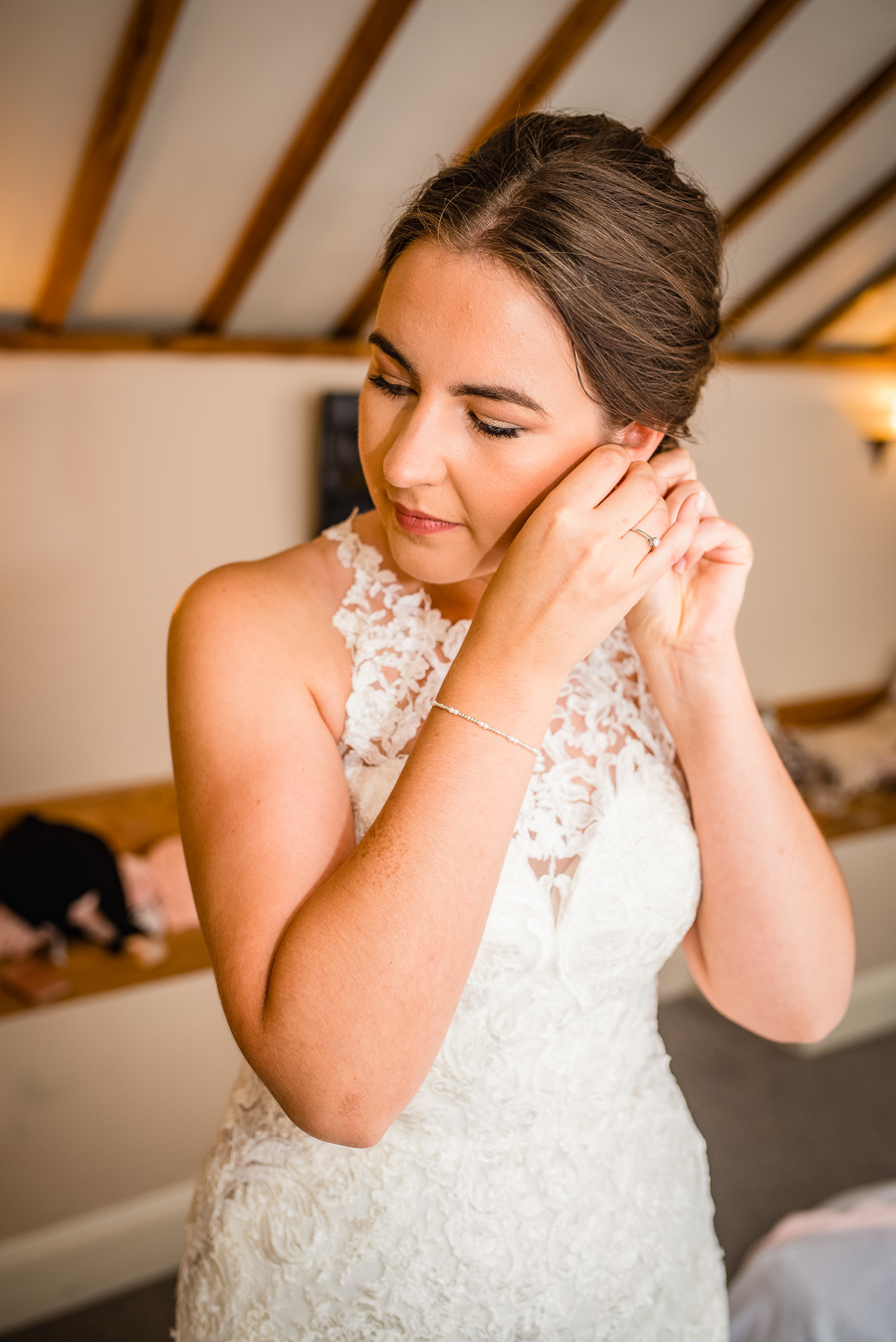 Tom & Alex's creative South Downs wedding, with GK Photography (4)