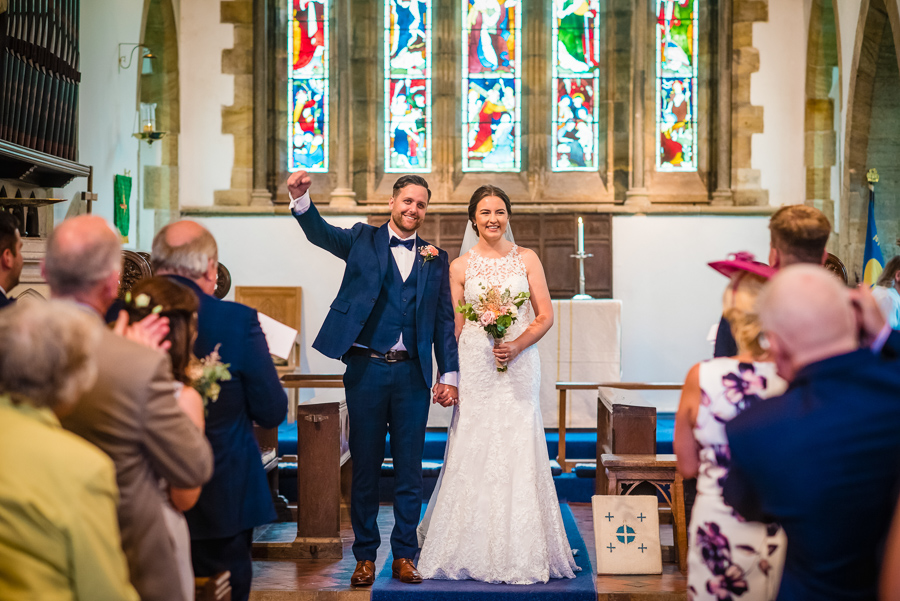 Tom & Alex's creative South Downs wedding, with GK Photography (11)