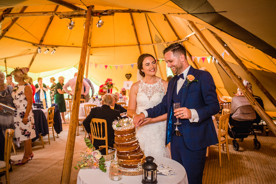 Tom & Alex's creative South Downs wedding, with GK Photography (24)