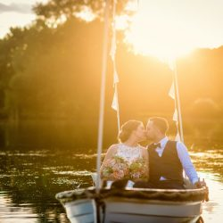 Tom & Alex's creative South Downs wedding, with GK Photography