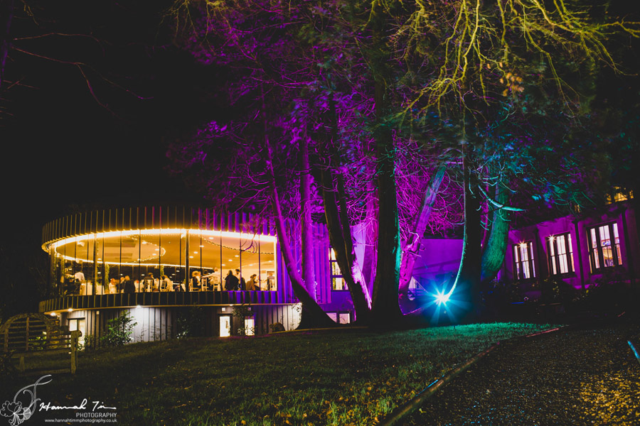 Jenny & Chris's winter wedding at Fairyhill, with Hannah Timm Photography (27)
