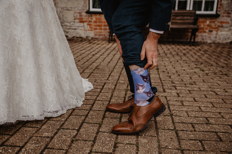 Hayley & Charlie's beautiful Isle of Wight wedding, with Holly Cade Photography (35)