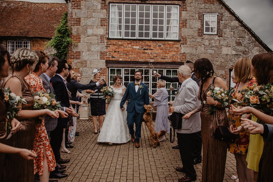 Hayley & Charlie's beautiful Isle of Wight wedding, with Holly Cade Photography (50)