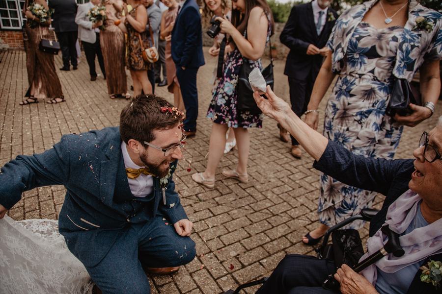 Hayley & Charlie's beautiful Isle of Wight wedding, with Holly Cade Photography (38)