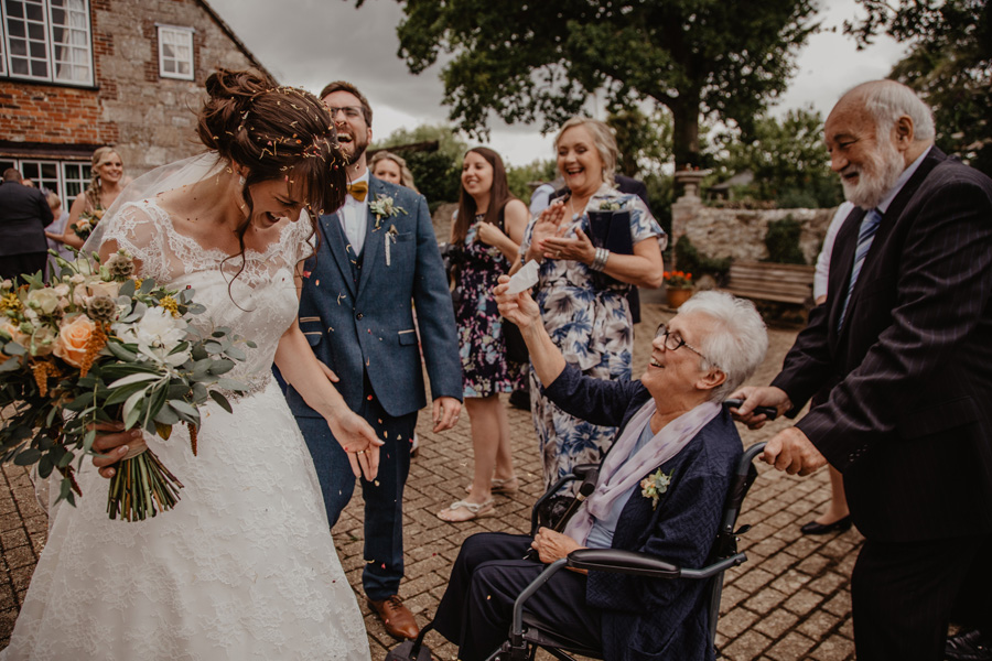 Hayley & Charlie's beautiful Isle of Wight wedding, with Holly Cade Photography (41)
