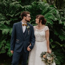 Hayley & Charlie's joyful Isle of Wight wedding, with Holly Cade Photography