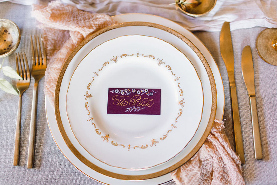 Calligraphy for weddings by Claire Gould, By Moon and Tide Calligraphy UK (8)