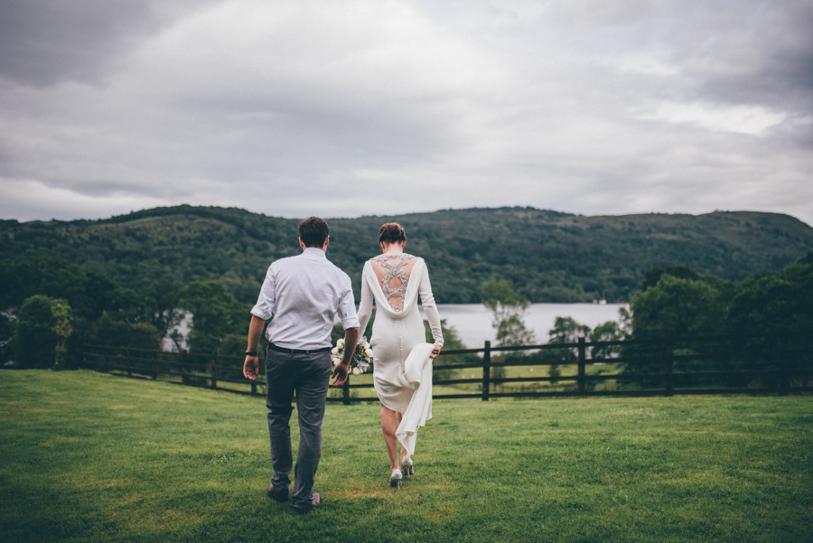 Jen & Alex's stunningly beautiful Lake District wedding, with Helen Jane Smiddy Photography (31)