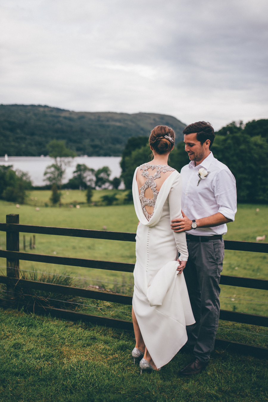 Jen & Alex's stunningly beautiful Lake District wedding, with Helen Jane Smiddy Photography (32)