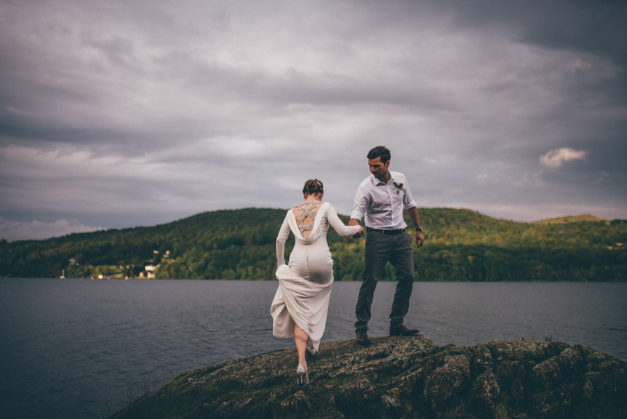 Jen & Alex's stunningly beautiful Lake District wedding, with Helen Jane Smiddy Photography (40)