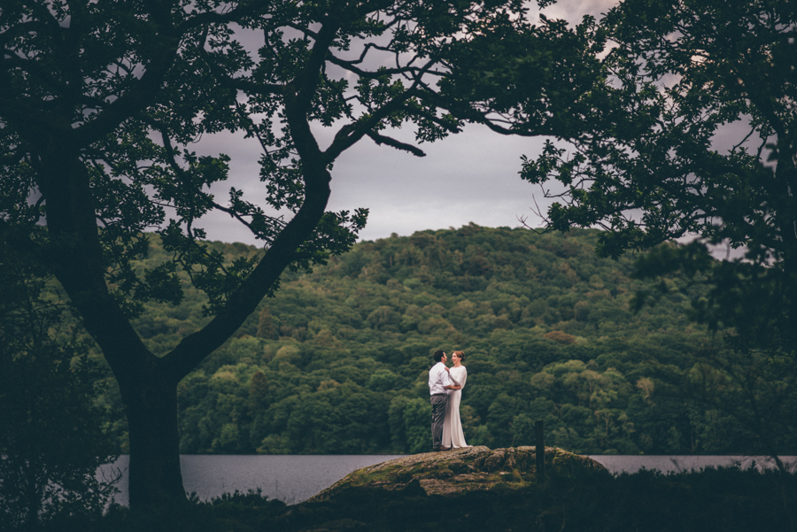 Jen & Alex's stunningly beautiful Lake District wedding, with Helen Jane Smiddy Photography (42)