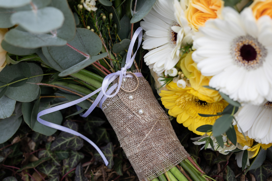 Hannah & Jess's rustic spring wedding at The Green, Cornwall, with Evolve Photography (1)