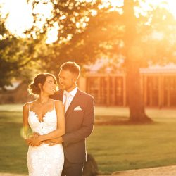 Yasmin & Mark's chic modern Kent wedding with Honeydew Moments