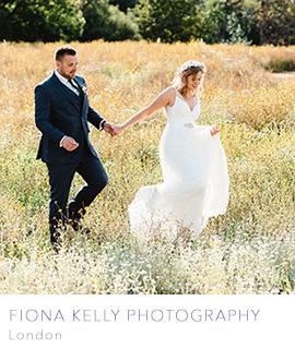 London wedding photographer Fiona Kelly