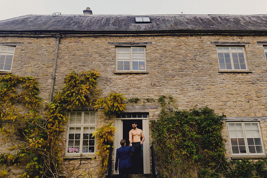 Leanne & Charlie's beautiful and eclectic Babington House wedding, with MIKI Studios (1)
