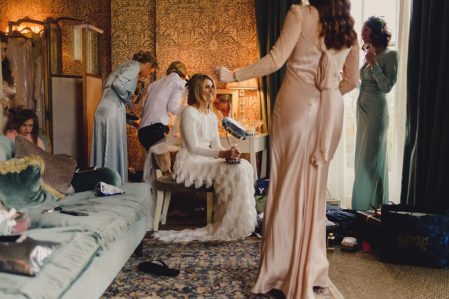 Leanne & Charlie's beautiful and eclectic Babington House wedding, with MIKI Studios (8)