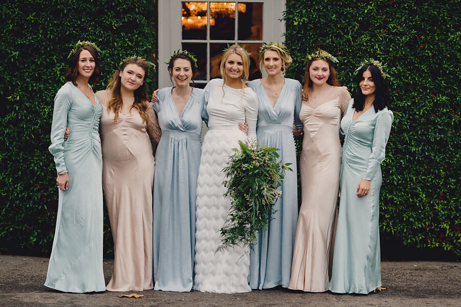 Leanne & Charlie's beautiful and eclectic Babington House wedding, with MIKI Studios (22)