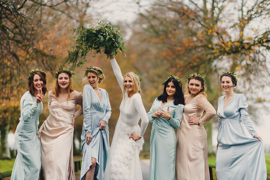 Leanne & Charlie's beautiful and eclectic Babington House wedding, with MIKI Studios (24)
