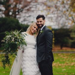 Leanne & Charlie's beautiful and eclectic Babington House wedding, with MIKI Studios