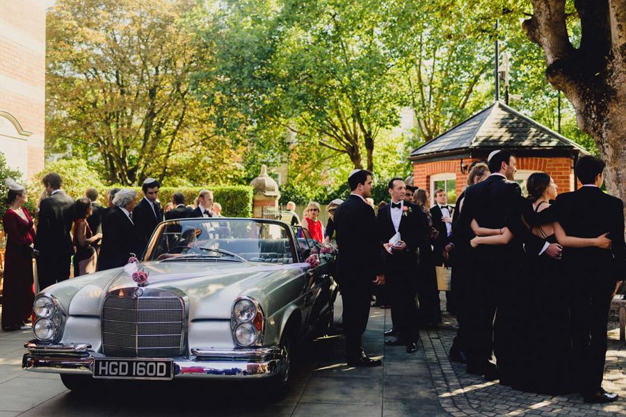 Abbie & Alastair's exclusive London Savile Club wedding, with MIKI Studios (12)