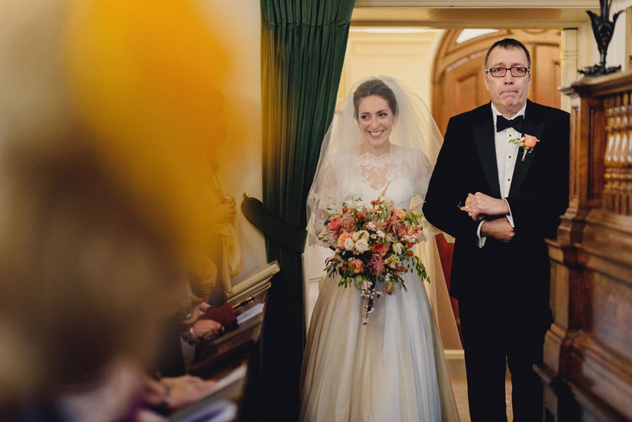 Abbie & Alastair's exclusive London Savile Club wedding, with MIKI Studios (13)