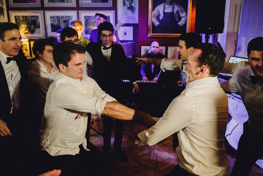 Abbie & Alastair's exclusive London Savile Club wedding, with MIKI Studios (36)