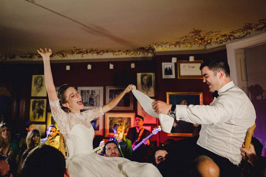 Abbie & Alastair's exclusive London Savile Club wedding, with MIKI Studios (38)