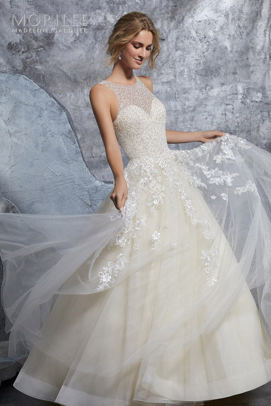 What's underneath your dress to make you look amazing? With TDR Bridal Halesowen and Morilee by Madeline Gardner (3)
