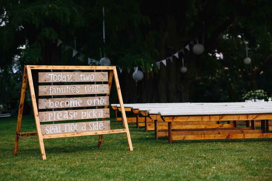 Nicola & Alex's joyful festival and tipi wedding at Talton Lodge, with John Hope Photography (3)