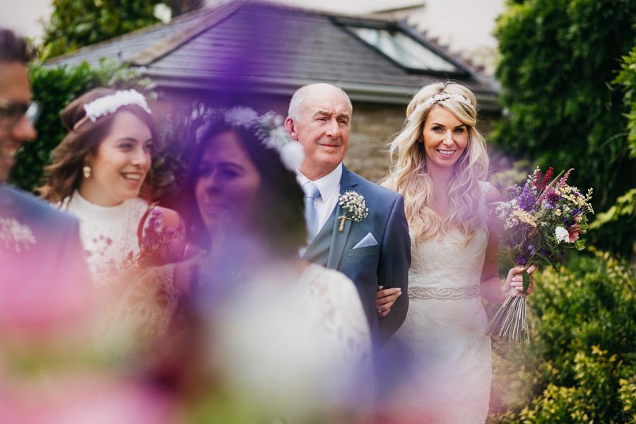 Nicola & Alex's joyful festival and tipi wedding at Talton Lodge, with John Hope Photography (8)