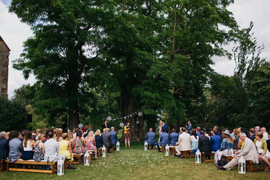 Nicola & Alex's joyful festival and tipi wedding at Talton Lodge, with John Hope Photography (11)