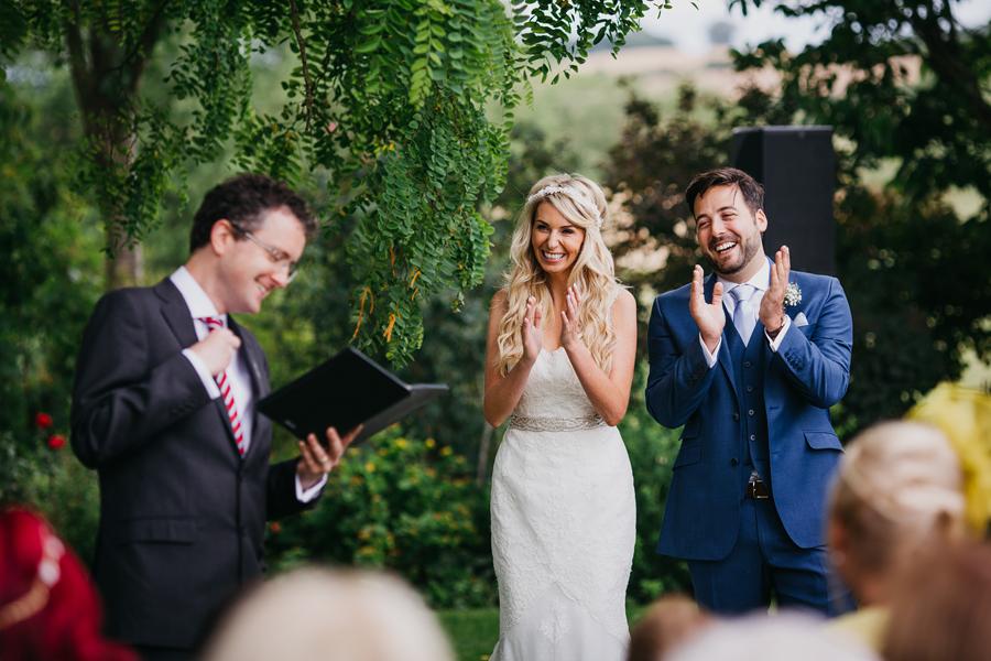 Nicola & Alex's joyful festival and tipi wedding at Talton Lodge, with John Hope Photography (12)