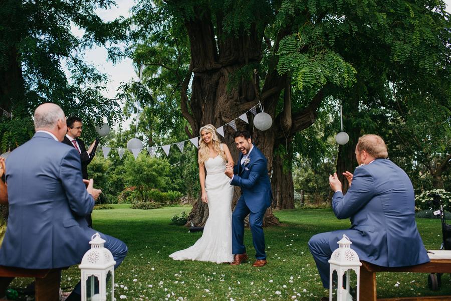 Nicola & Alex's joyful festival and tipi wedding at Talton Lodge, with John Hope Photography (17)