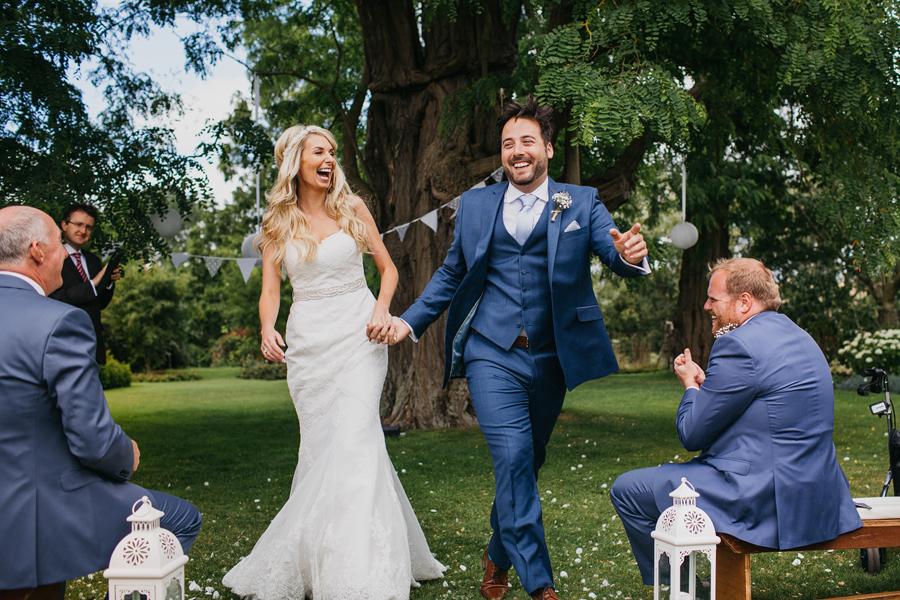 Nicola & Alex's joyful festival and tipi wedding at Talton Lodge, with John Hope Photography (18)