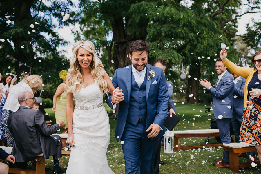 Nicola & Alex's joyful festival and tipi wedding at Talton Lodge, with John Hope Photography (19)