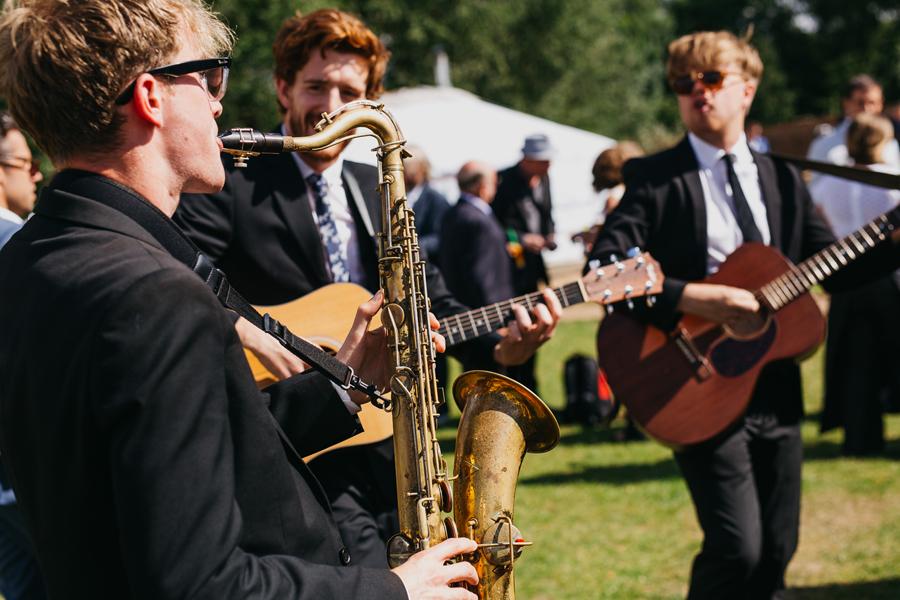 Nicola & Alex's joyful festival and tipi wedding at Talton Lodge, with John Hope Photography (25)