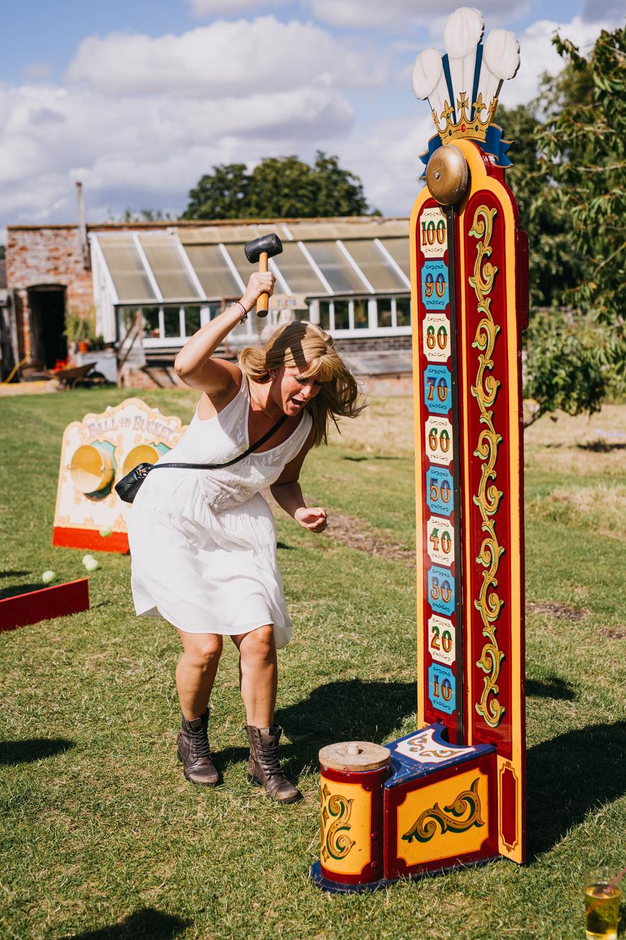 Nicola & Alex's joyful festival and tipi wedding at Talton Lodge, with John Hope Photography (26)