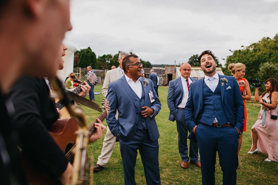 Nicola & Alex's joyful festival and tipi wedding at Talton Lodge, with John Hope Photography (40)
