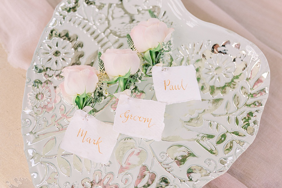 Timeless Elegance - a classic pink wedding editorial from Old Brook Barn (12)