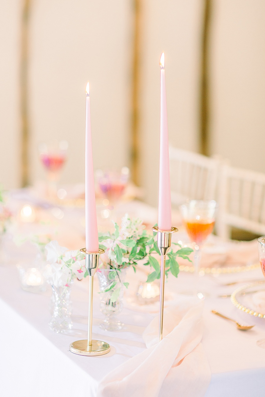 Timeless Elegance - a classic pink wedding editorial from Old Brook Barn (24)