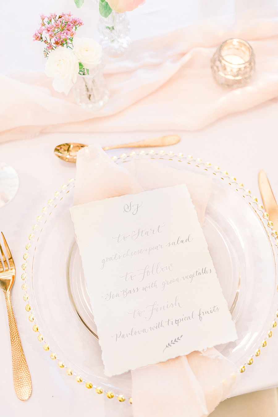 Timeless Elegance - a classic pink wedding editorial from Old Brook Barn (27)