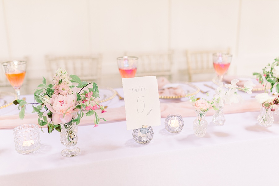 Timeless Elegance - a classic pink wedding editorial from Old Brook Barn (32)